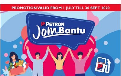 "Petron To Reward Customers With Monthly Prizes In ""Jom Bantu"" Contest"