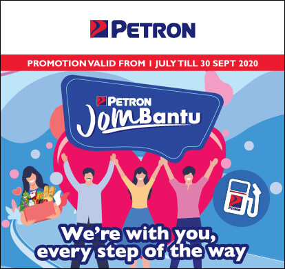"""Petron To Reward Customers With Monthly Prizes In """"Jom Bantu"""" Contest"""