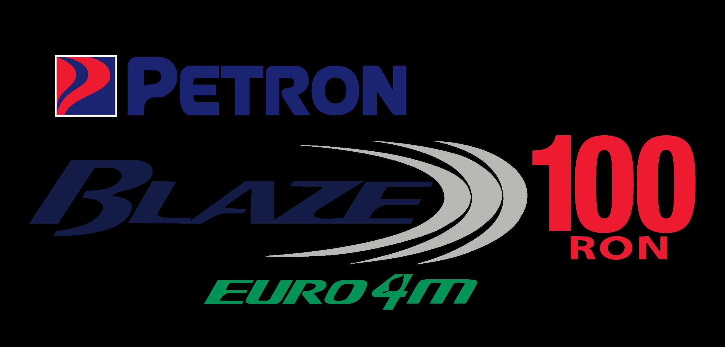 Petron Blaze 100 Euro 4M