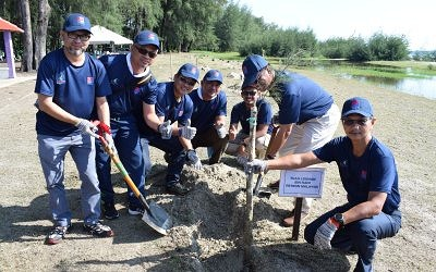 Petron Heads to Kuantan for 4th Annual Green Program