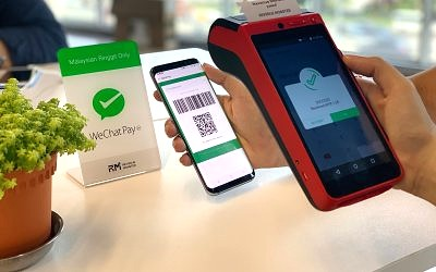 Wechat Pay and Petron Collaboration Launch
