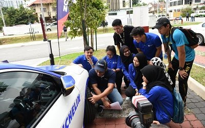 Petron Champions Road Safety in Public Universities Nationwide