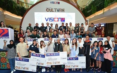24 Winners Recognized in Vision Petron National Art Competition