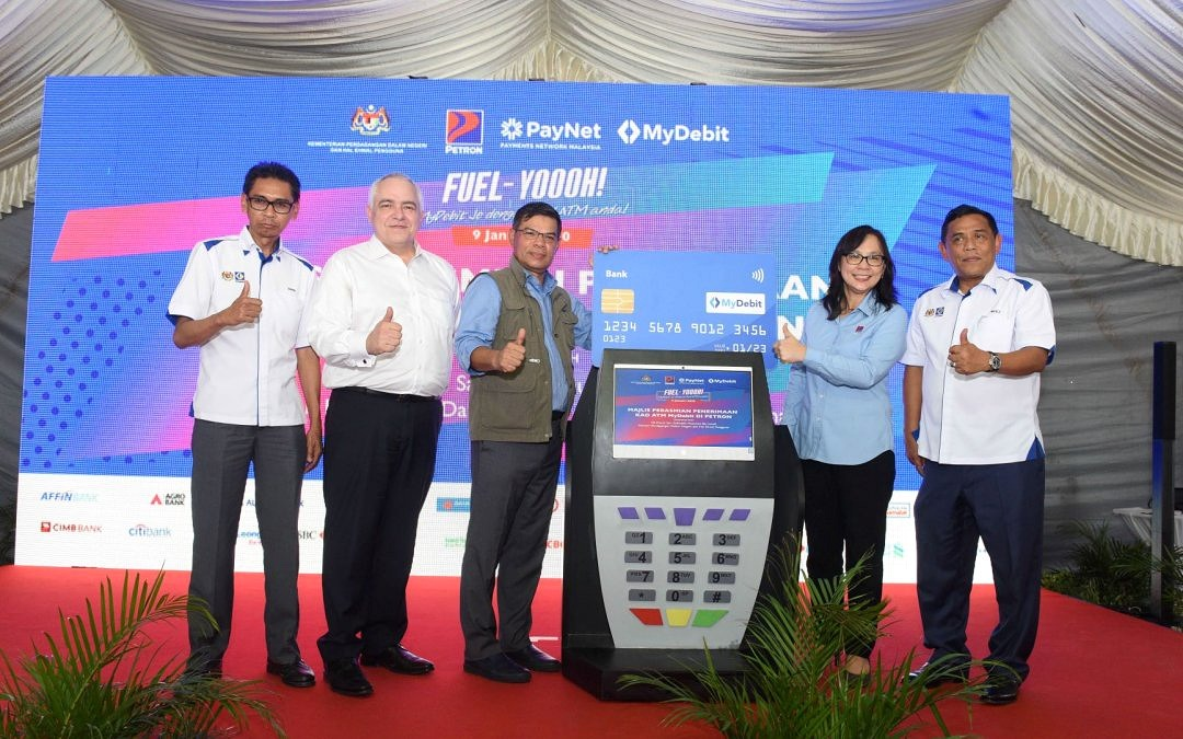 Petron Is The First Petrol Chain To Accept MyDebit & ATM Cards At Petrol Pumps Without Blocking RM200