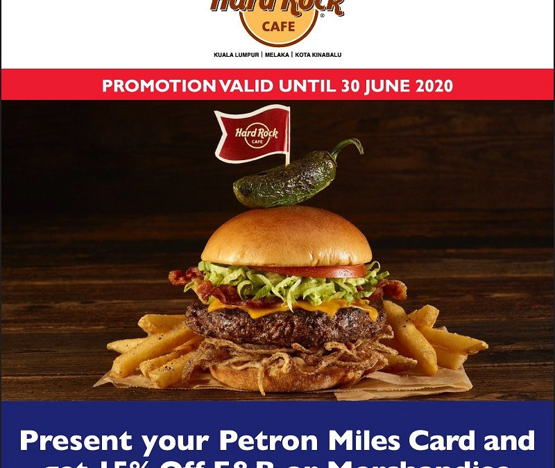 Instant 15% Off with Petron Miles Card