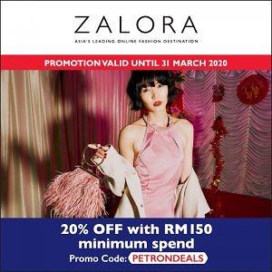 Zalora Great Shopping Deals