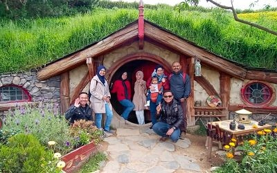 Petron-Enrich Customers Spend Amazing Vacation with Alif Satar in New Zealand