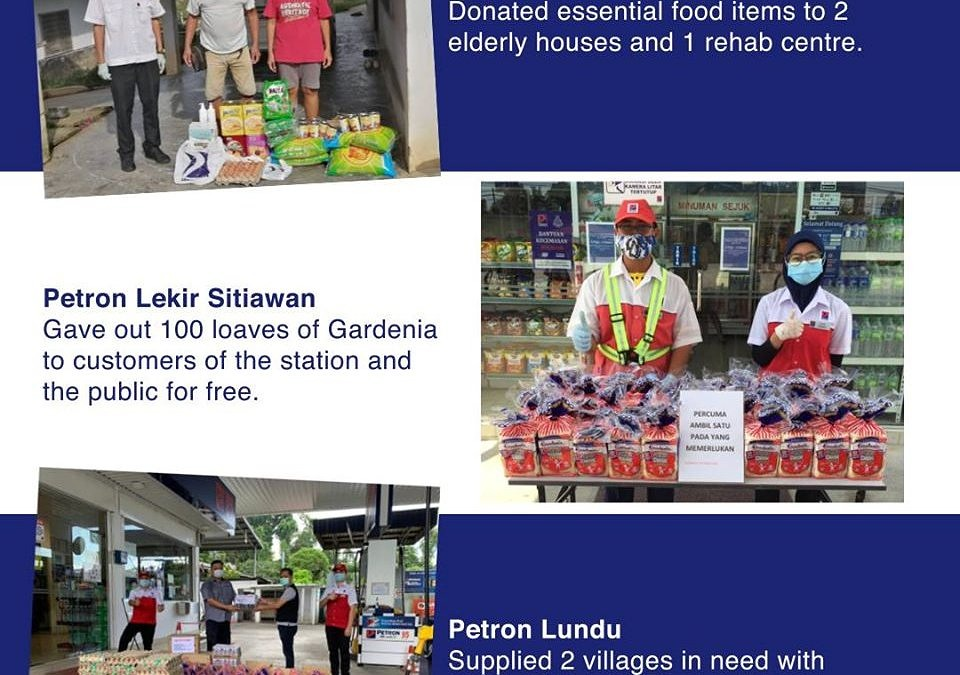 Dealers CSR Activities from 9 – 16 April