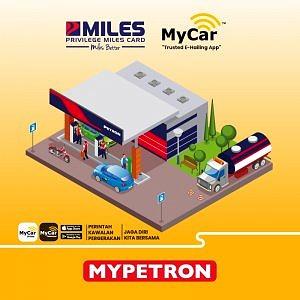 Enjoy RM2 off with Petron via MyCar