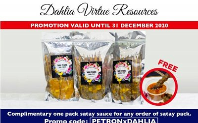 Support Local – Dahlia Virtue Resources