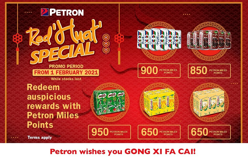 RED HOT SPECIAL – Chinese New Year