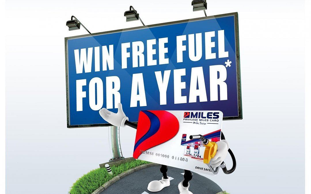 1-Year Free Fuel For 180 Lucky Petron Customers